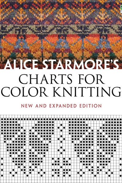 Charts for Colour Knitting by Alice Starmore
