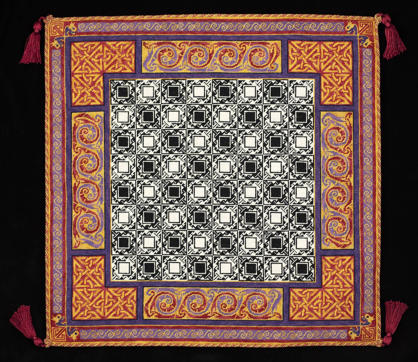 Celtic Needlepoint design by Alice Starmore