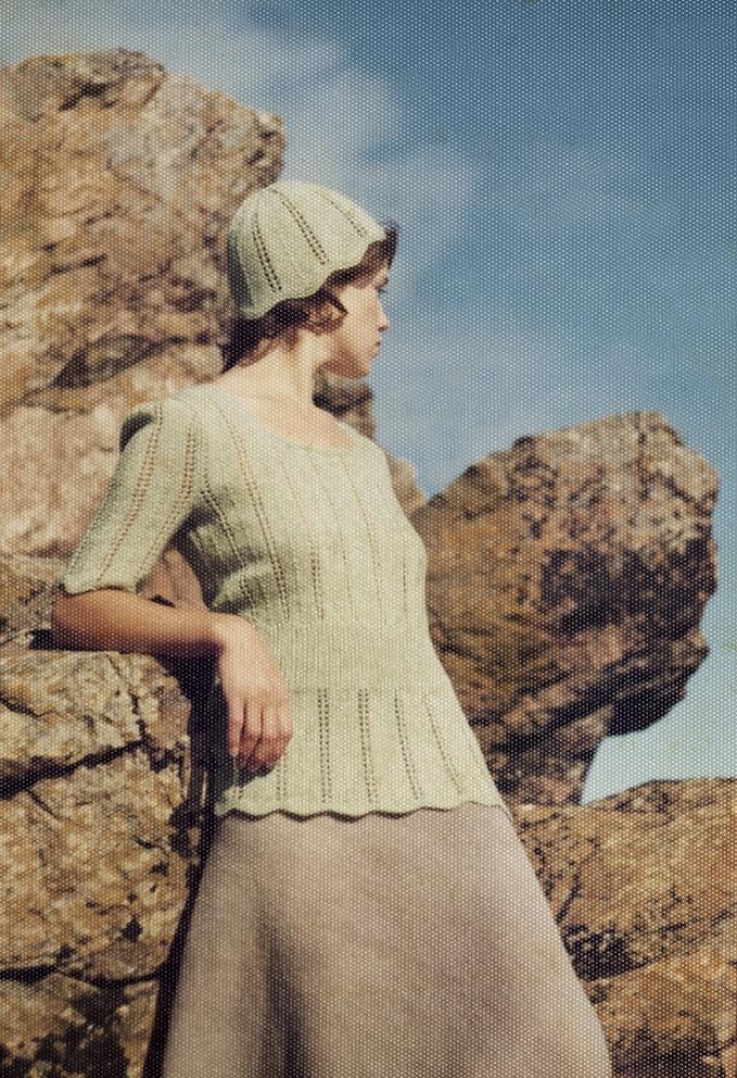 Alice Starmore, artist and textile designer