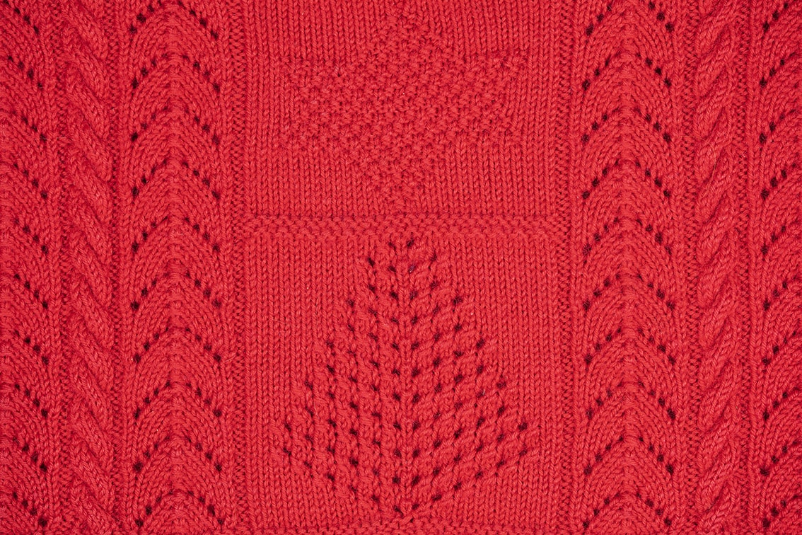 Hand Knitwear design by Alice Starmore