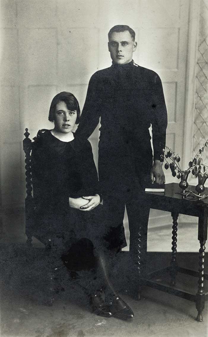Isobel and Donald Macleod