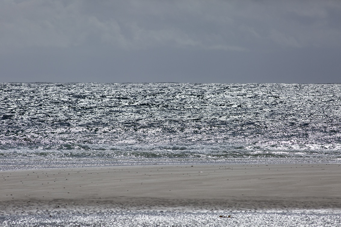 Atlantic Ocean from the Outer Hebrides