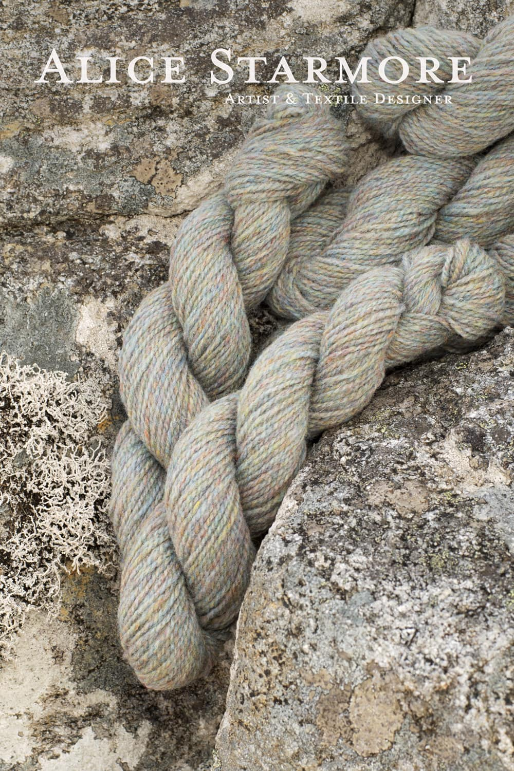 Alice Starmore Hebridean 2 Ply hand Knitting yarn for Virtual Yarns
